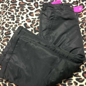 Little girls size 6/6x ski/snowboard pants